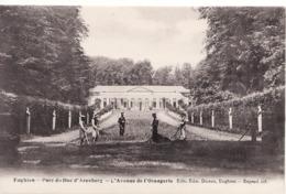 ENGHIEN PARC DU DUC D'ARENBERG AVENUE ORANGERIE I - Enghien - Edingen