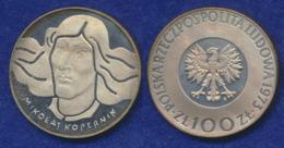 Polen 100 Zl. 1973 Kopernikus Ag625 - Pologne