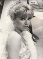 Photo De Presse - Karen Cheryl - 1981 - Célébrités