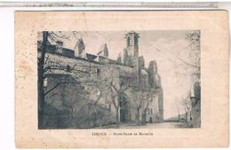 11  LIMOUX NOTRE DAME DE MARCEILLE 1920....FO3 - Limoux