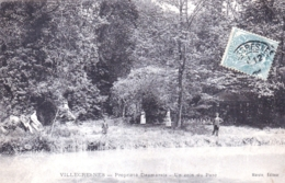 94 - Val De Marne - VILLECRESNES - Propriété Desmarais - Un Coin Du Parc - RARE - Villecresnes