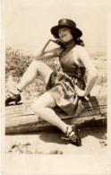 Sexy Girl At The Beach 1928 Los Angeles California Kalifornien - Los Angeles
