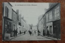 DOURDAN (91) - RUE D'ETAMPES - Dourdan