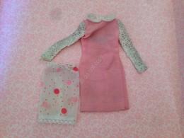 ORIGINAL BARBIE VINTAGE CLOTH # 1257 FRANCIE Dance Party 1966/67 - Barbie
