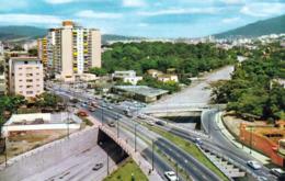 1 AK Venezuela * Die Hauptstadt Caracas Mit Der Avenida Libertador De Chacao * - Venezuela