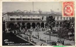 Guadalajara - Un Aspecto De La Plaza De Armas - Mexiko