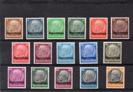 LUXEMBOURG 1940 * - Bezetting 1938-45