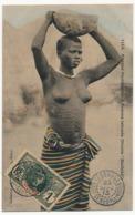 "CPA - NIGER - Femme Tatouée Dioula ""Malinké"" - Niger"