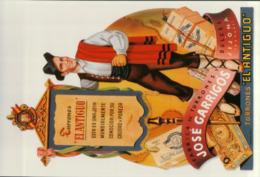 1530   PUB  ESPAGNE  NON   ECRIITE VERSO - Publicité