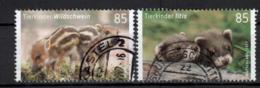 BRD - 2017 - MiNr. 3288 + 3289  - Gestempelt - [7] Federal Republic
