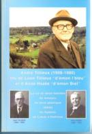 Régionalisme-A.TILLIEUX  Famille Mineurs De Terre Plastique-Haltinne Strud Labas (Gesves)-Nombreuses Photos-Documents - Culture