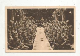 Cp , Militaria ,foyer Du Soldat De TOURS ,écrite - Characters