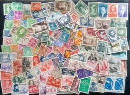 LOT DE 100 TIMBRES DE FRANCE NEUFS SANS GOMME - Collections