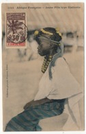CPA - GUINÉE - Jeune Fille Type Djallonke - Guinée