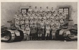 Régiment De Chars D'assault Renault FT - Altre Guerre