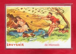 69-CPSM MONSOLS - France