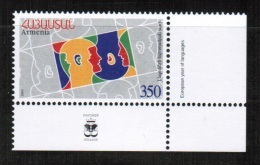 EUROPEAN IDEAS 2001 AM MI 448 ARMENIA - European Ideas
