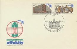 DDR Ganzsache U6 O Sonderstempel - [6] República Democrática