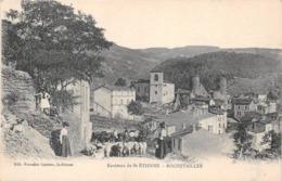 ¤¤   -  ROCHETAILLE   -   Environs De Saint-Etienne  -   ¤¤ - Rochetaillee