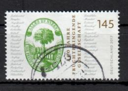BRD - 2017 - MiNr. 3328 - Gestempelt - [7] Federal Republic
