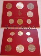VATICANO !!! SERIE DIVISIONALE 1969 FDC PAOLO VI° ANNO VII° !!! - Vaticano