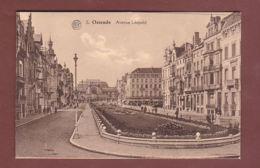 Belgique - OSTENDE - Avenue Léopold - Oostende