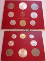 VATICANO !!! SERIE DIVISIONALE 1971 FDC PAOLO VI° ANNO IX° !!! - Vaticano