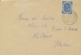 BRD 132 Auf Portogerechtem Auslandsbrief - [7] Federal Republic