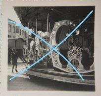 Photo WENDUINE Carrousel Foire Kermesse 1953 Kust Manège - Places