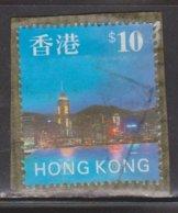 HONG KONG (China) Scott # 776 Used - Hong Kong By Night - Hong Kong (...-1997)