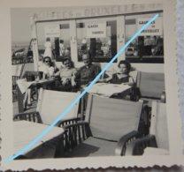 Photo WENDUINE Café Sur La Digue 1953 Kust - Places