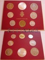 VATICANO !!! SERIE DIVISIONALE 1975 FDC PAOLO VI° ANNO XIII° !!! - Vaticano