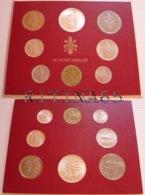 VATICANO !!! SERIE DIVISIONALE 1976 FDC PAOLO VI° ANNO XIV° !!! - Vaticano