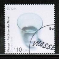 CEPT 2001 DE MI 2185 USED GERMANY - Europa-CEPT