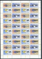 DDR 2997/3000 II ** Im Zusammendruckbogen Mi. 45, - ++ - DDR