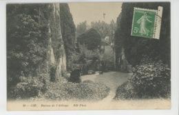 GIF SUR YVETTE - Ruines De L'Abbaye - Gif Sur Yvette