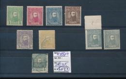 BELGIAN CONGO 1887 ISSUE SELECTION USED OR MINT - Belgisch-Kongo