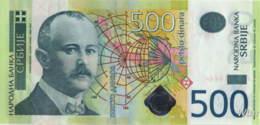 Serbie 500 Dinara (P51) 2011 -UNC- - Servië