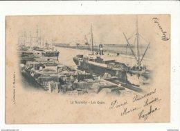 11 LA NOUVELLE LES QUAIS - Port La Nouvelle
