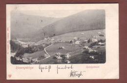 Tschechien - RIESENGEBIRGE - Spindelmühl - 1901 Versteuert - Tchéquie