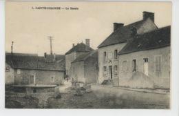 SAINTE COLOMBE EN MORVAN - Le Bassin - Autres Communes