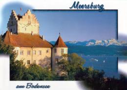 1 AK Germany Baden-Württemberg * Die Meersburg Am Bodensee - Die älteste Bewohnte Burg Deutschlands * - Meersburg