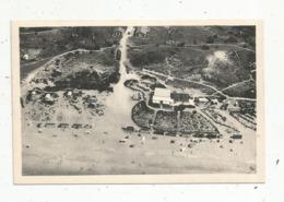 Cp , 17 , ILE DE RE ,LE BOIS PLAGE EN RE ,vue Aérienne De La Plage ,vierge - Ile De Ré