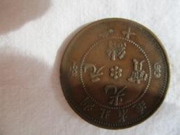 China: 10 Cash 1902 - 1905  - Hupeh Province - China