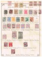 Sierra Leone. Ancienne Collection. Old Collection, Altsammlung, Oude Verzameling. - Postzegels