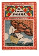 LE BON POINT AMUSANT N°1104  25/1/1934  AVENTURE EN BALLON CAPTIF - Tijdschriften