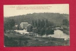 C.P. Saint-Roch   Auvelais =  S.A. Des Glaces Nationales Belges :  Le  Moulin  De  Grogneaux - Sambreville