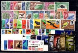 Pitcairn Belle Petite Collection Neufs **/* 1940/1971. Bonnes Valeurs. B/TB. A Saisir! - Pitcairninsel