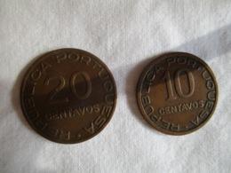 Mozambique: 10 & 20 Centavos 1936 - Mozambique