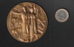 Médaille Commemorative  MILLENIUM 2000 Futurum    Diam 70 ( TTB état) - Oggetti 'Ricordo Di'